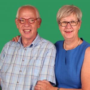 Henk en Els van den Berg